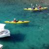 Expenature kayak calanques