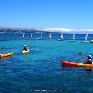 Expenature location Kayak La Ciotat