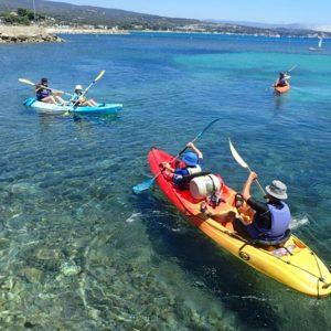 Location Kayak Expenature La Ciotat